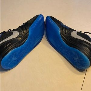 2e5d19ad63e3 Nike Shoes - Nike Kobe Mentality Black Neo Blue shoes